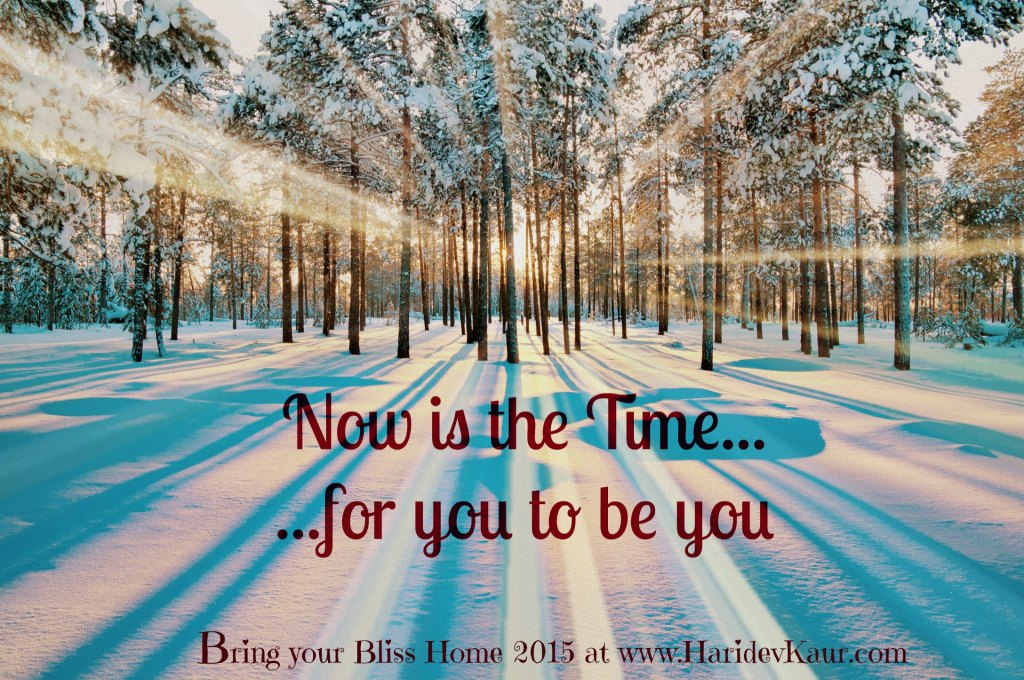 Bring Your Bliss Home 2015