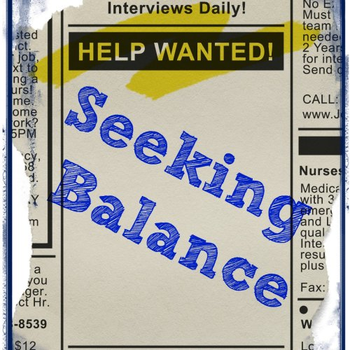 Help Wanted: Seeking Balance – Three Thursday Night Classes at Lighthouse Yoga Center
